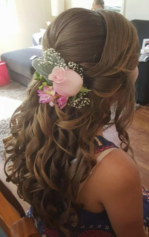Formal Hairstyles And Special Events