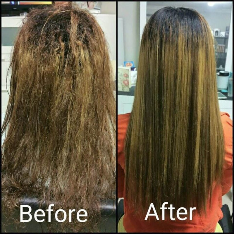 Brazilian Luxury Keratin Smoothing Treatment In Canberra